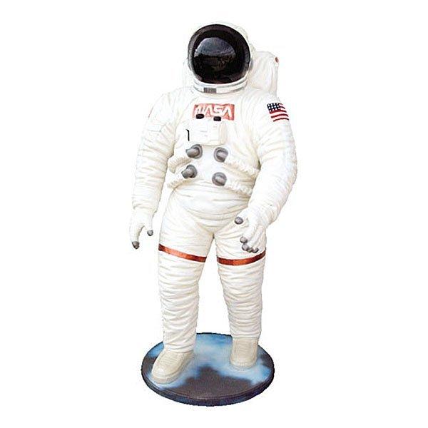 "Astronaut Space Suit 75""., 80 lbs"