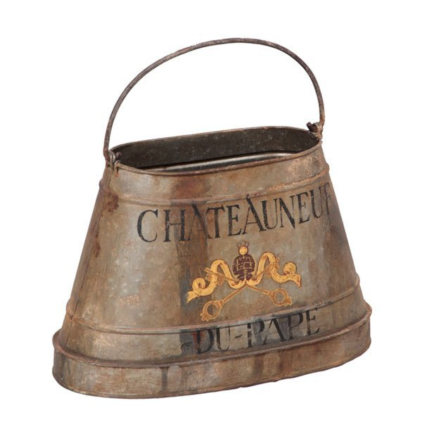 """Vintage French Bucket 8"""""""