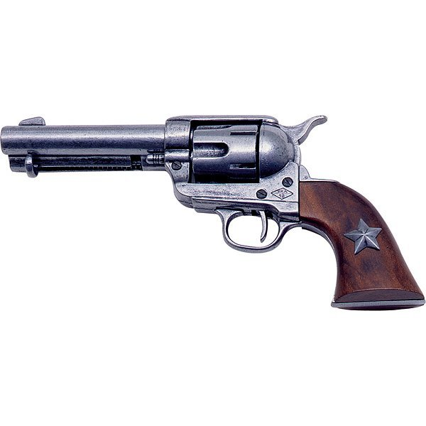 Colt Model 1873 Single Action Army Revolver Lone Star