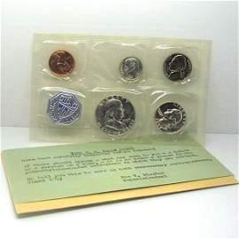 1957 US Mint Proof (90% Silver) Set