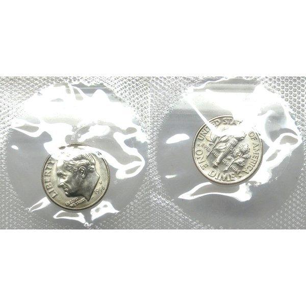 1996 W Roosevelt Dime BU Key Date - Mint Sealed