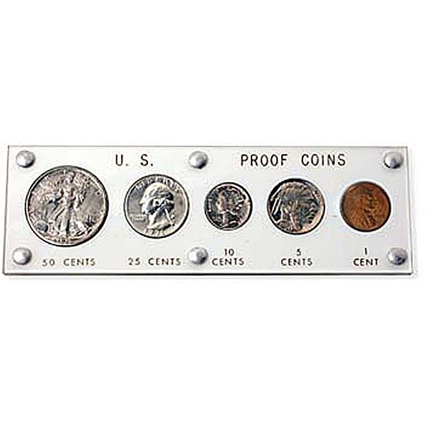 1936 US Mint Proof (90% Silver) Set