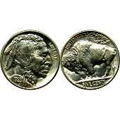 1923 Buffalo Nickel - Choice BU