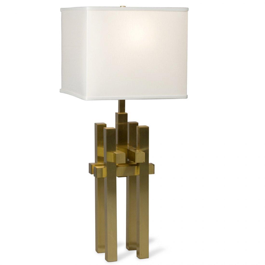 Sciolari Sculptural Table Lamp