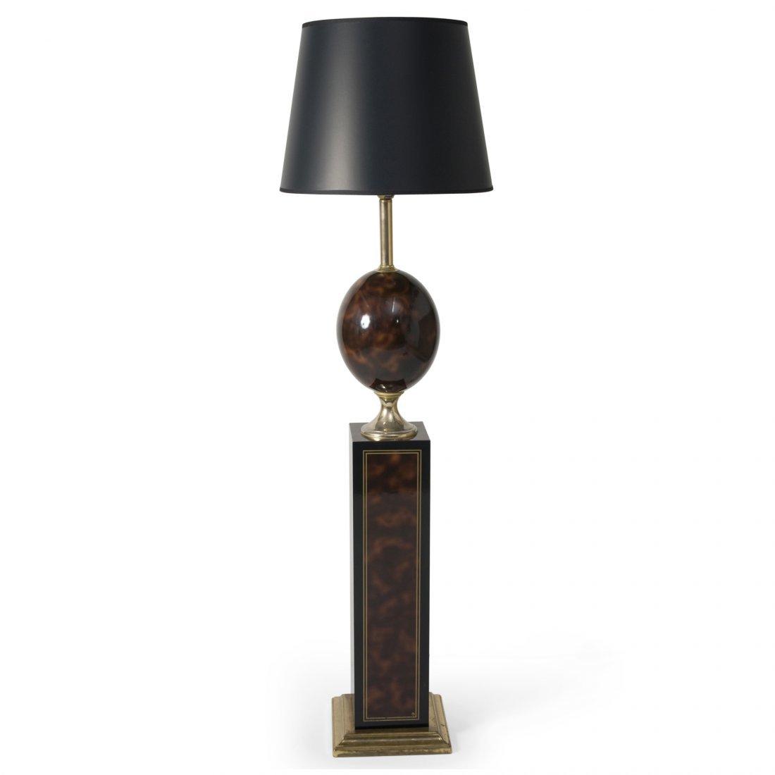 Maison Jansen Tortoise Floor Lamp