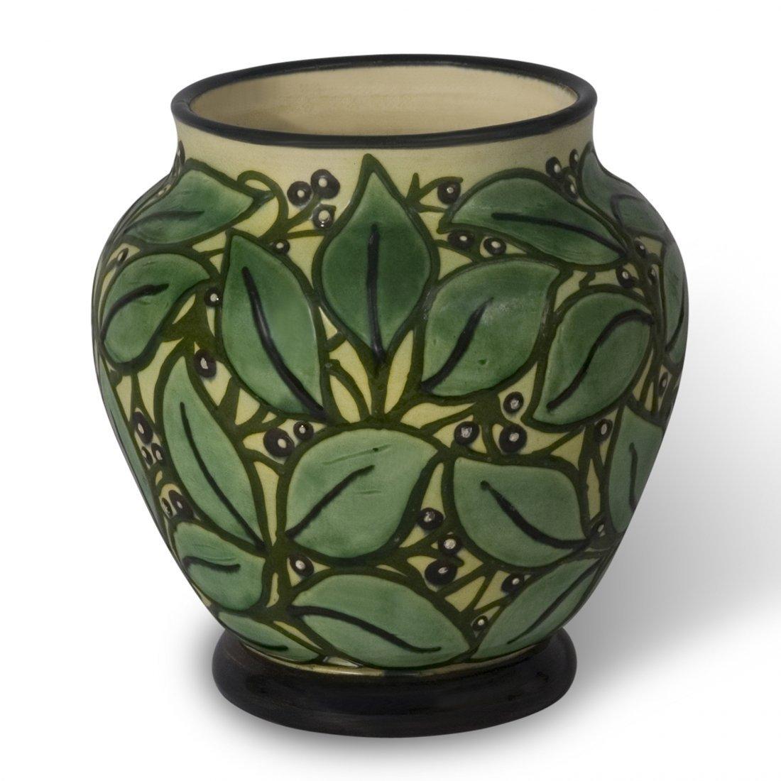 Max Laeuger Leaf Vase