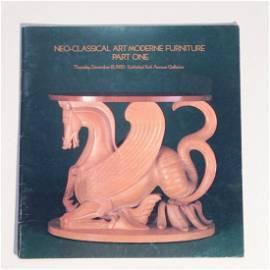 T.H. Robsjohn-Gibbings Casa Encatada Sothebys Catalog