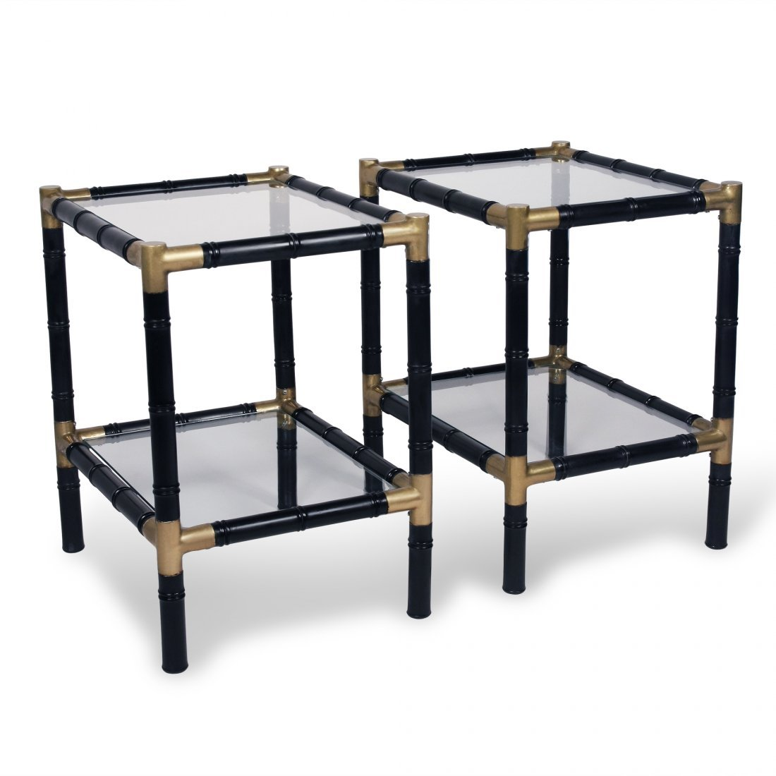 Billy Haines Style End Tables