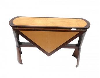 Modern Drop-Leaf Table