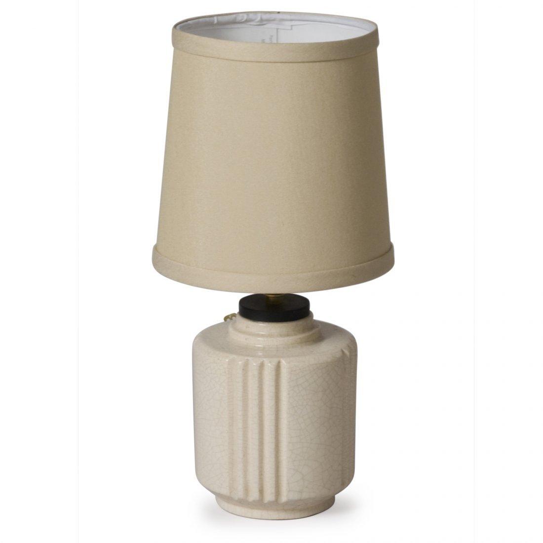 Robert Lallemant Ceramic Lamp