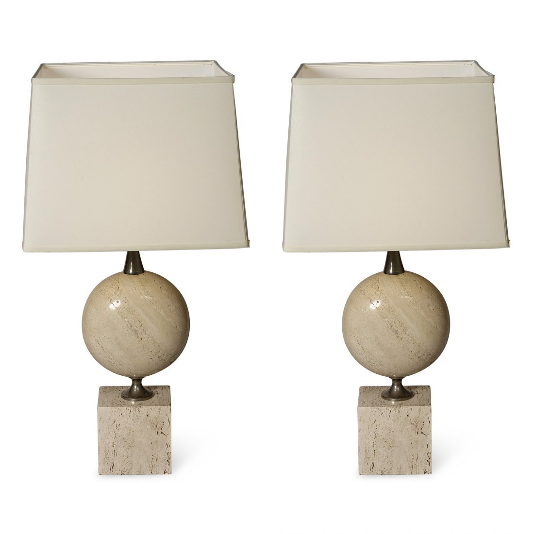 Pair of Barbier Lamps