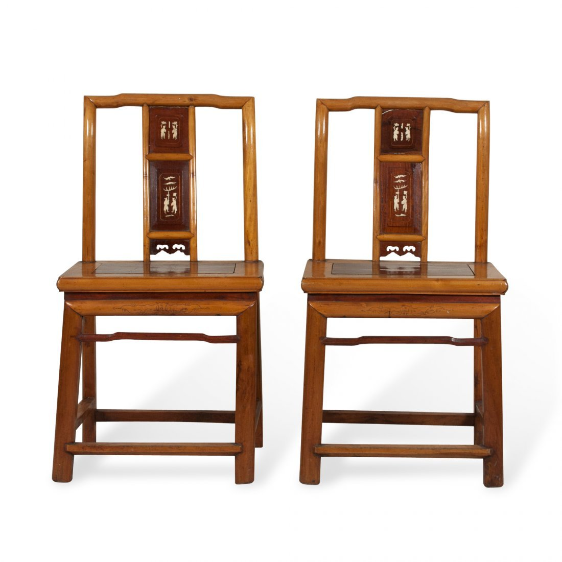 Quin Chairs, Pair