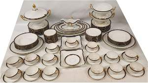 Extensive  Rosenthal Dinner Service over 100 pieces