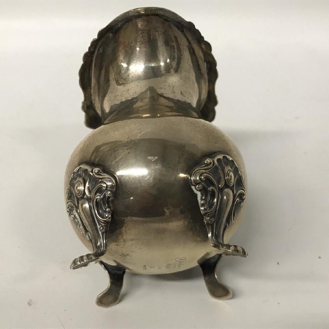 Gorham Sterling Silver Creamer,  247g - 5