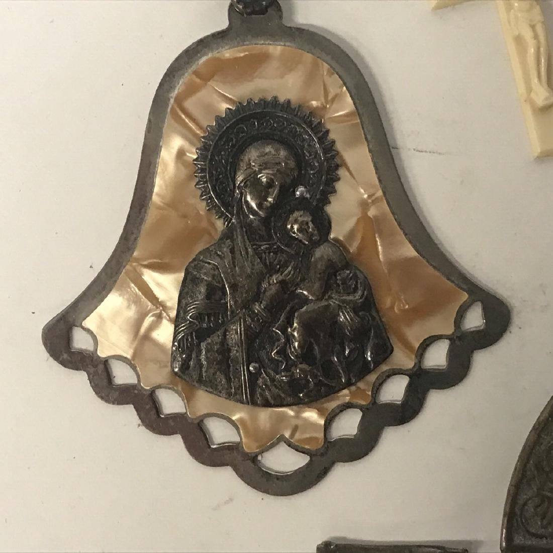 Religious Artifacts, Icon and some Silver Items - 3