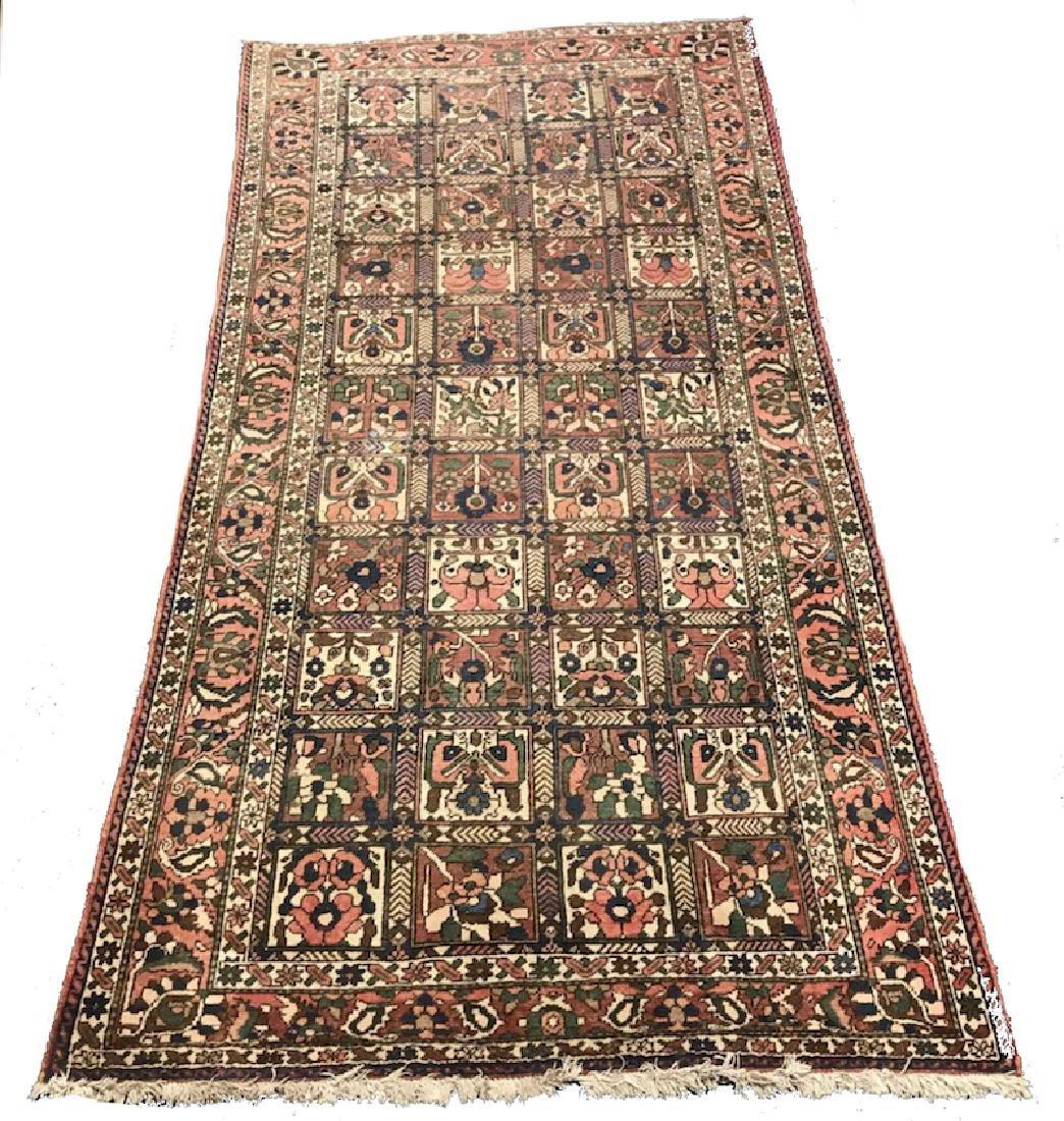 antique Oriental rug