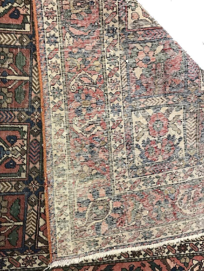 antique Oriental rug - 5
