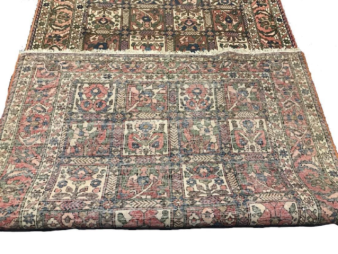 antique Oriental rug - 6