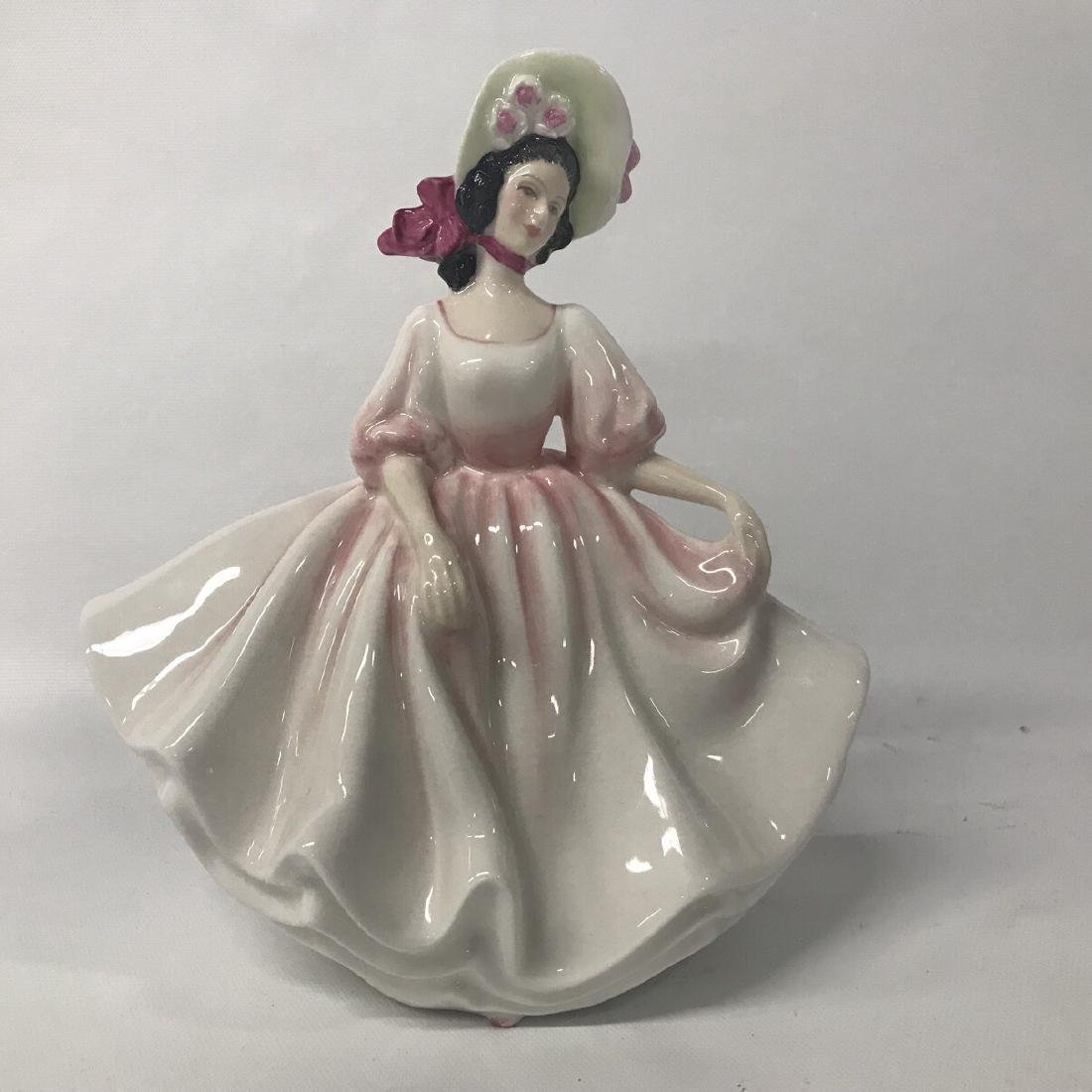 Sunday Best Royal Doulton Figurine