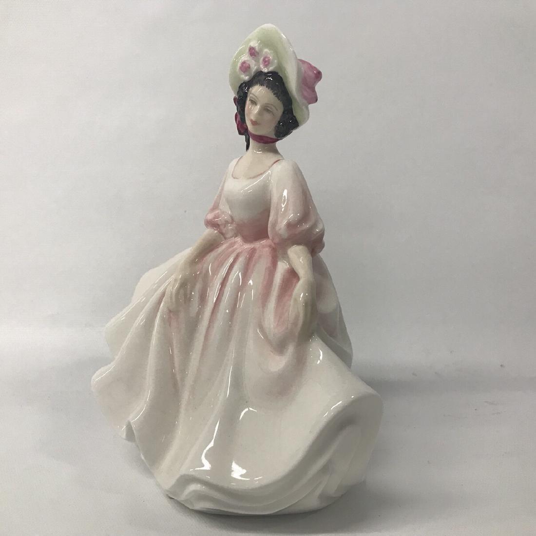 Sunday Best Royal Doulton Figurine - 2