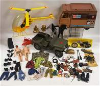 GI Joe Collection, Helicopter, Mike Power Atomic Man