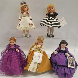 MADAME ALEXANDER Portrettes Cowgirl, Dolls