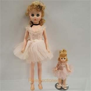 MADAME ALEXANDER Ballerina Dolls