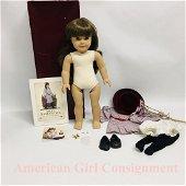 Pleasant Company White Body Samantha doll American Girl
