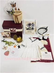 Pleasant Co. Samantha Middy Dress American Girl doll