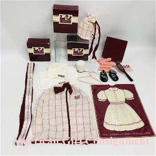 Pleasant Co. Samantha Accessories American Girl doll