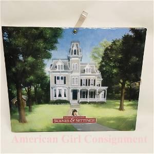Pleasant Company Samantha Scenes American Girl doll