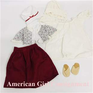 Felicity Laced Jacket Night Shift American Girl Doll