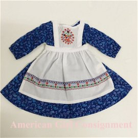 Kirsten Baking Outfit American Girl Doll