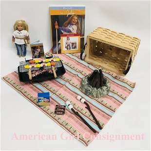 Julie Birthday Goodies American Girl Doll