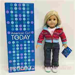 American Girl Doll of Today Lt Skin Blonde Hair