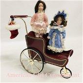 American Girl Doll Samantha Nellie Dolls with Pram