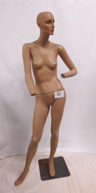 Vintage Store Display Mannequin #1