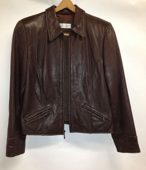 New Zealand Lambskin Brown Leather Jacket