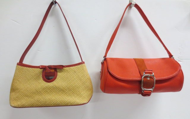 Two (2) Cole Haan  Handbags / Purses