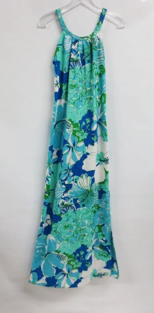 Key West Fabrics Long Sundress - Lilly Pulitzer style