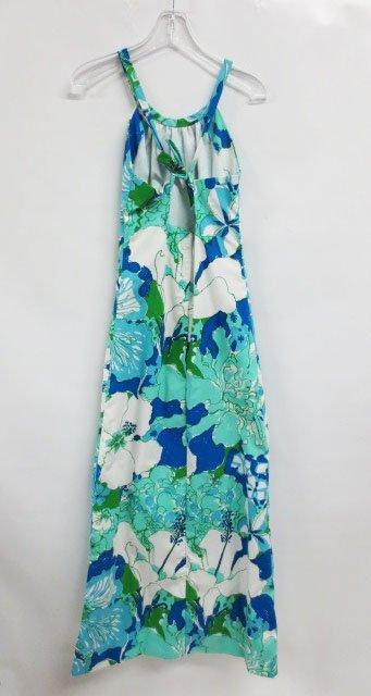 Key West Fabrics Long Sundress - Lilly Pulitzer style - 2
