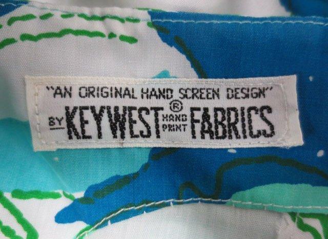 Key West Fabrics Long Sundress - Lilly Pulitzer style - 4