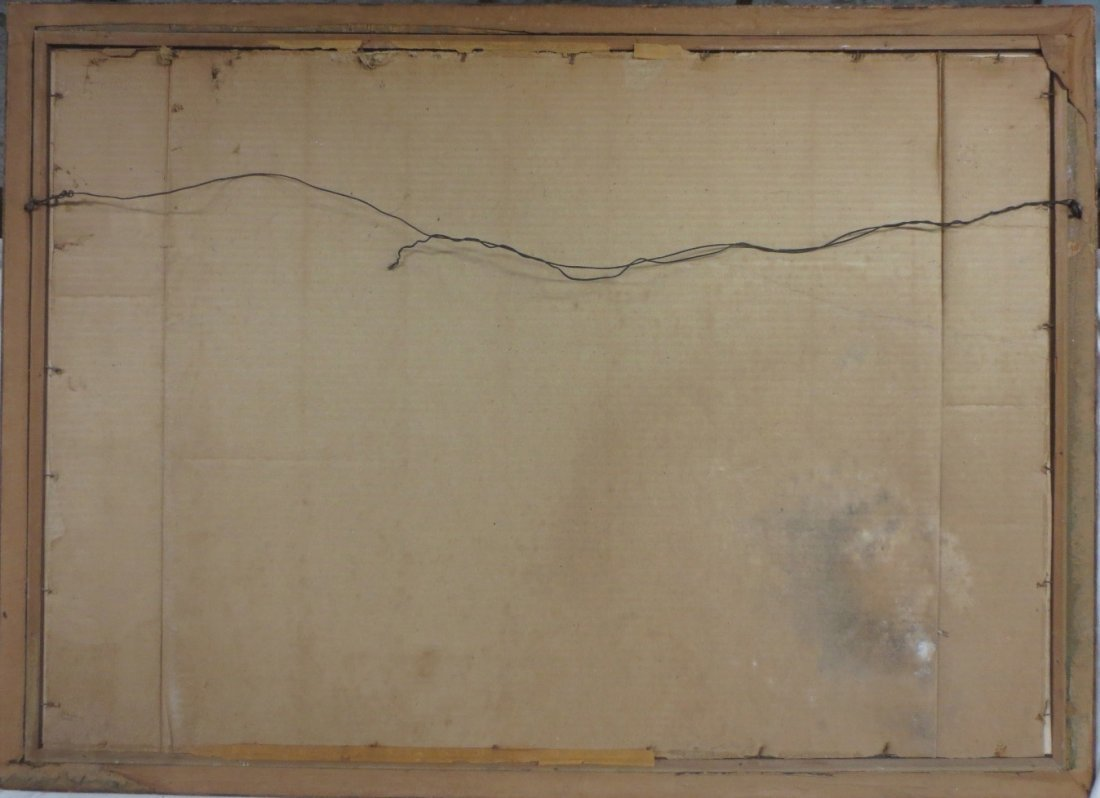 Lithograph Western Migration by Robert Wesley Amick - 6
