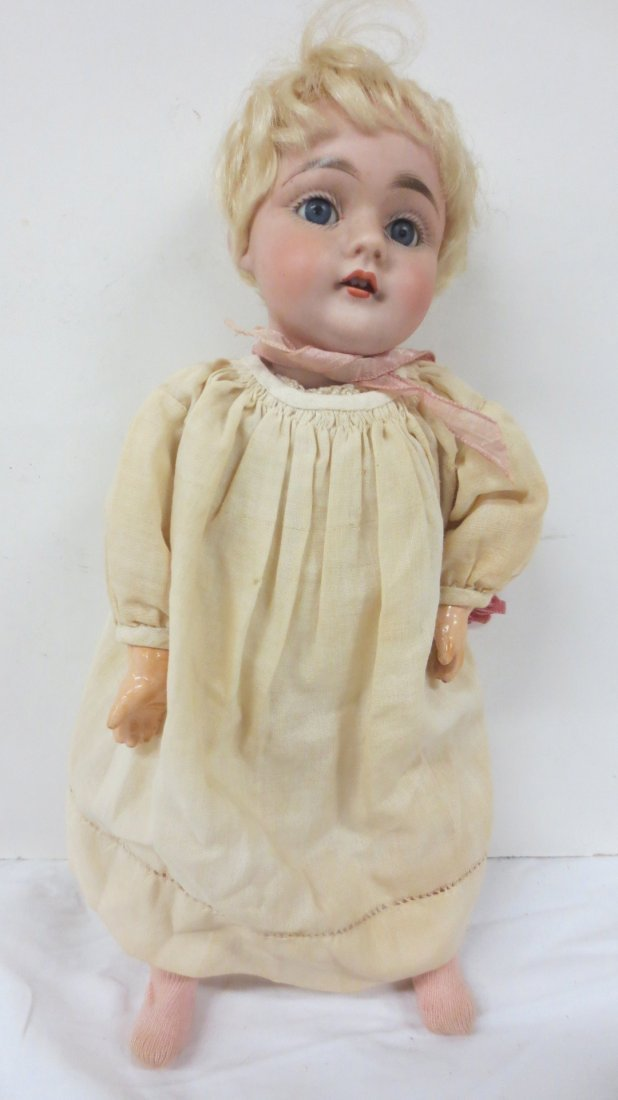 Kestner socket head doll, # 143