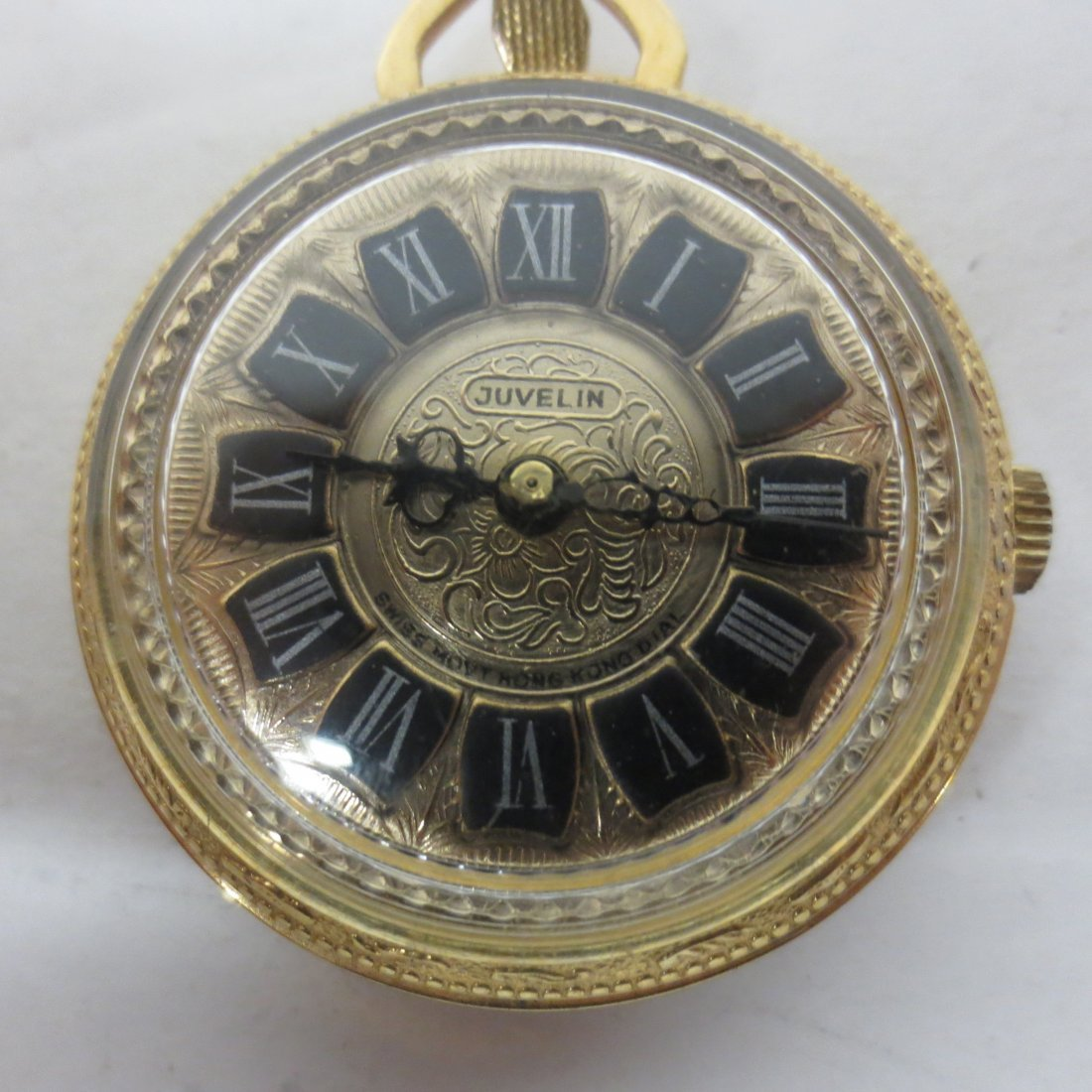 Pocket Watches, Lucerne, Genovit De Luxe, Navarre, - 5