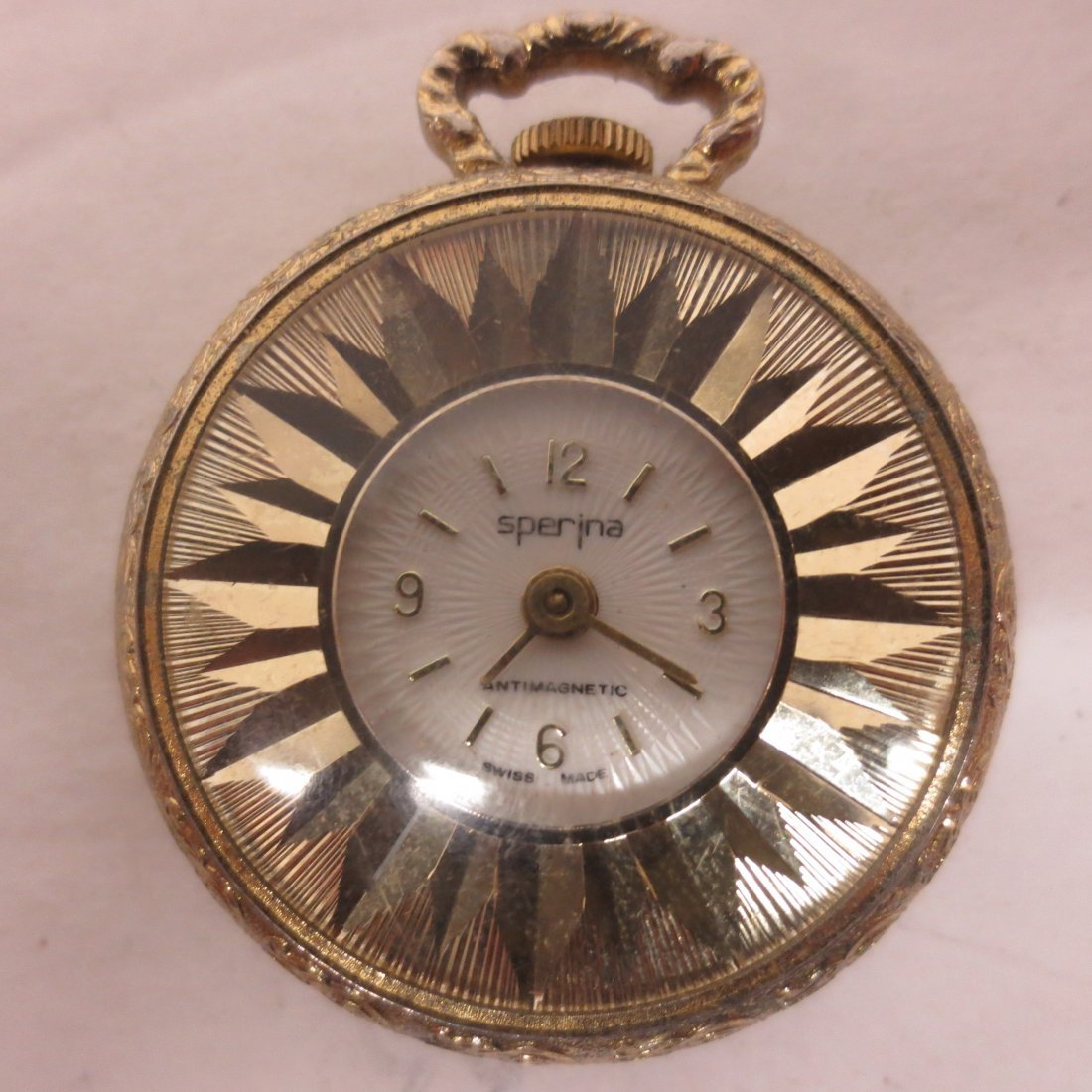 Pocket Watches, Lucerne, Genovit De Luxe, Navarre, - 8