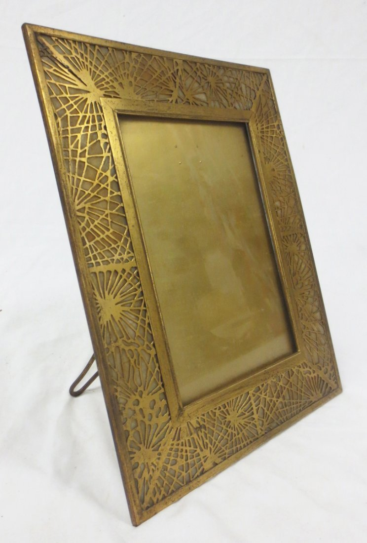 Tiffany Studios New York 918 Picture Frame