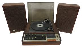 Gerrard Precision Crafted Professional Turntable and