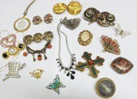 Costume Jewelry, Trifari, Florenza