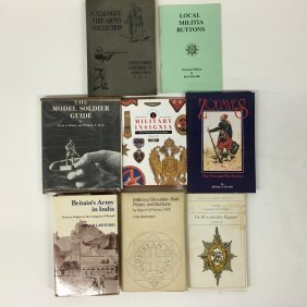 Books On Collecting Military